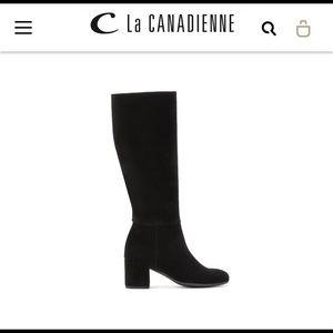 La Canadienne - winter suede boots